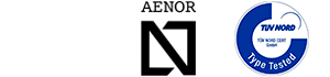 Certificado AENOR y TÜV